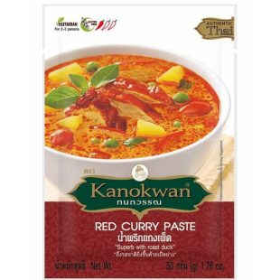 KANOKWAN Red Curry Paste