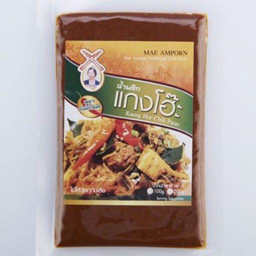 Mae Amporn Kaeng Hor Chili Paste 100g