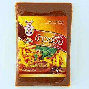 Mae Amporn Khao Soi Chili Paste 100g