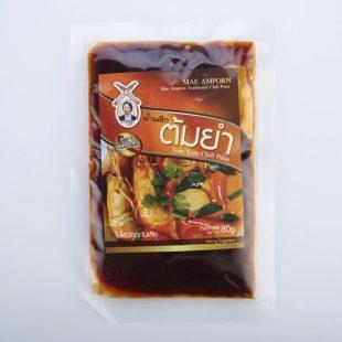 Mae Amporn Tom Yum Chili Paste 100g