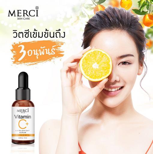 Merci Vitamin C Extra Bright Serum 10ml