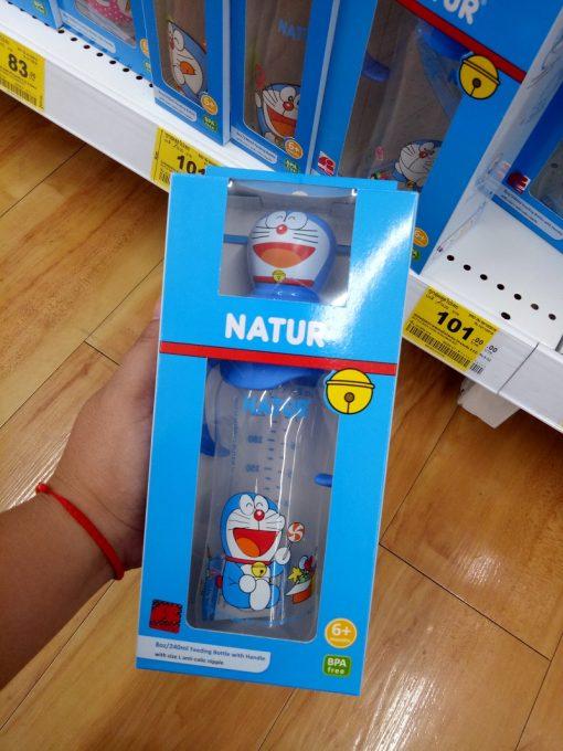 Bình sữa Natur Doraemon