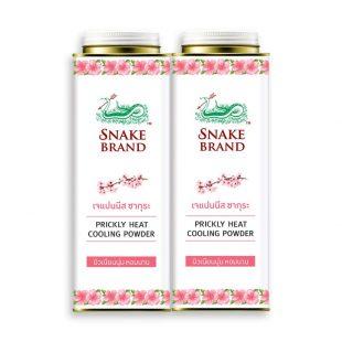 Phấn Lạnh Snake Brand Thái Lan