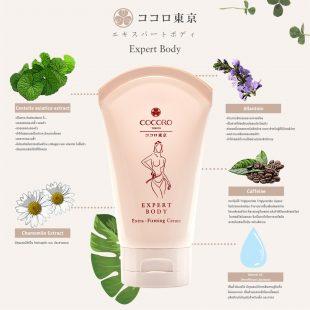 Cocoro Expert Body Extra Firming Cream